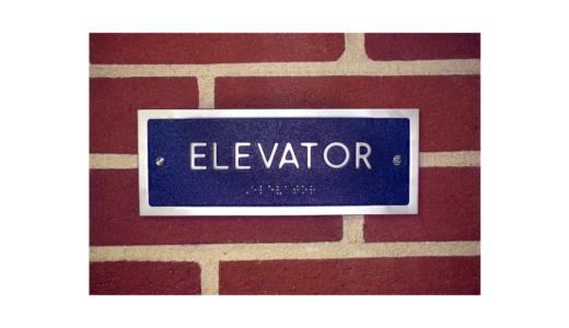 エレベーターで英語で話しかけられた時、シーンとなったことありますか?