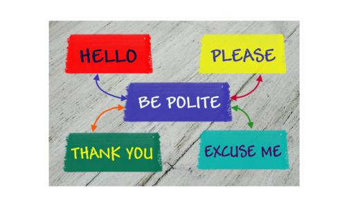 コミュニケーションの難しさ〜POLITEな英語のヒント〜